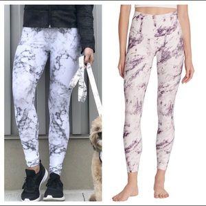 ARDENE // Marble Print Workout Leggings